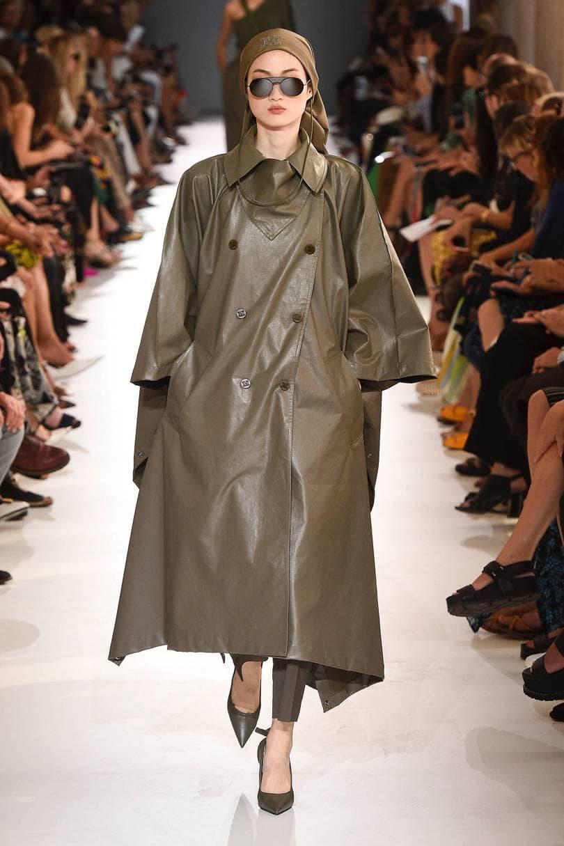 MaxMara пальто ниже колен