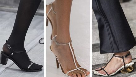 Модные тенденции в обуви Весна-Лето 2020
