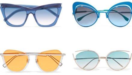 Солнцезащитные очки —  тенденции 2020