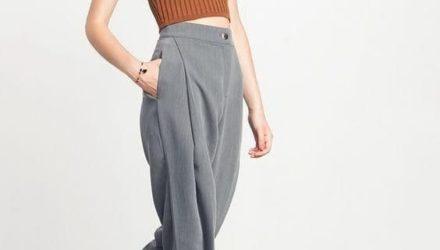 Модные женские брюки — тенденции 2020-2021