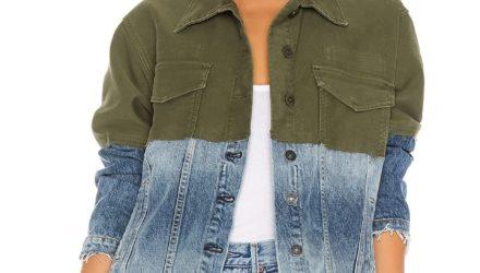 Джинсовые куртки: тенденции 2020 года