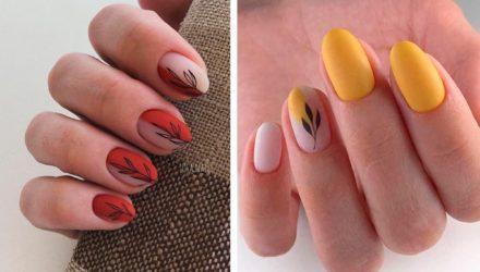 Идеи и тренды дизайна ногтей 2020