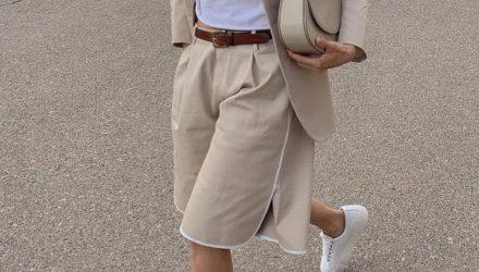 Модные шорты женские 2020